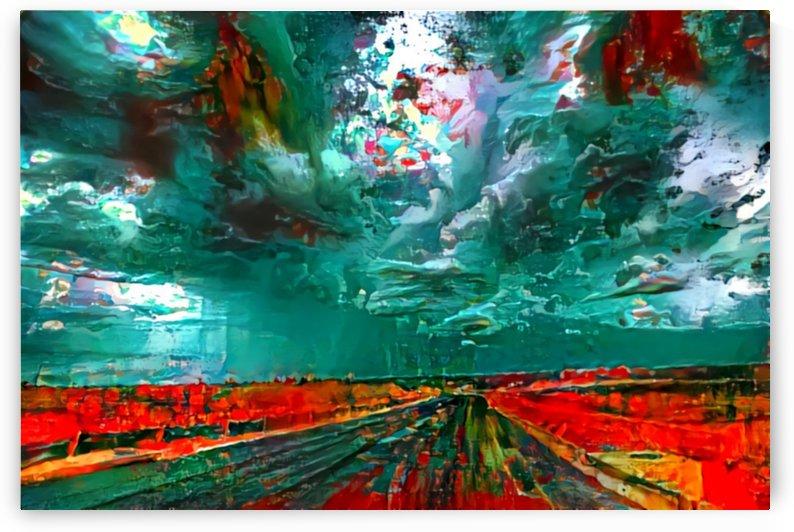 Turbulence by NPC
