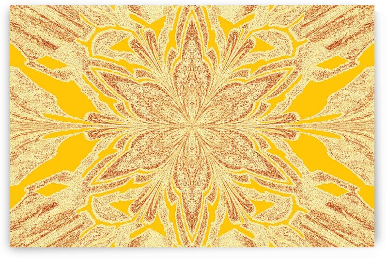 Yellow in Gold Jasmine by Sherrie Larch