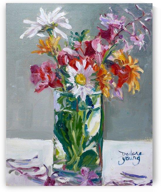 Garden Bouquet by Darlene Young Canadian Artist
