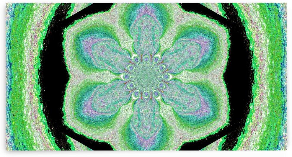 Hazy Wildflower 1 by Sherrie Larch