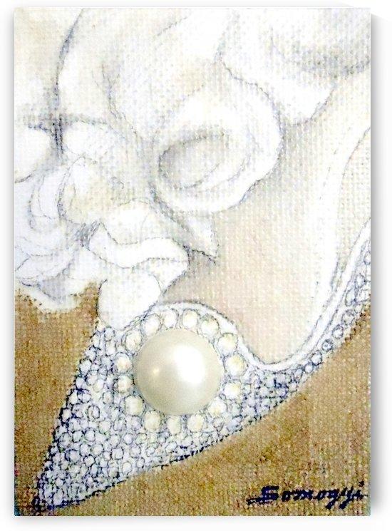 Pearl Shoe by Jayne Somogy