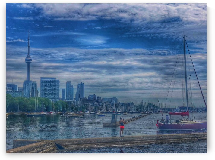 Toronto Harbour  by UrbanStreetBeats