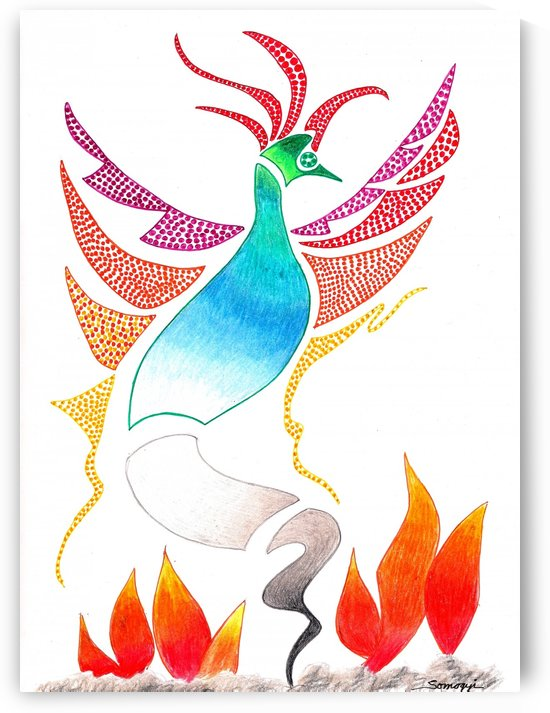Phoenix Rising by Jayne Somogy