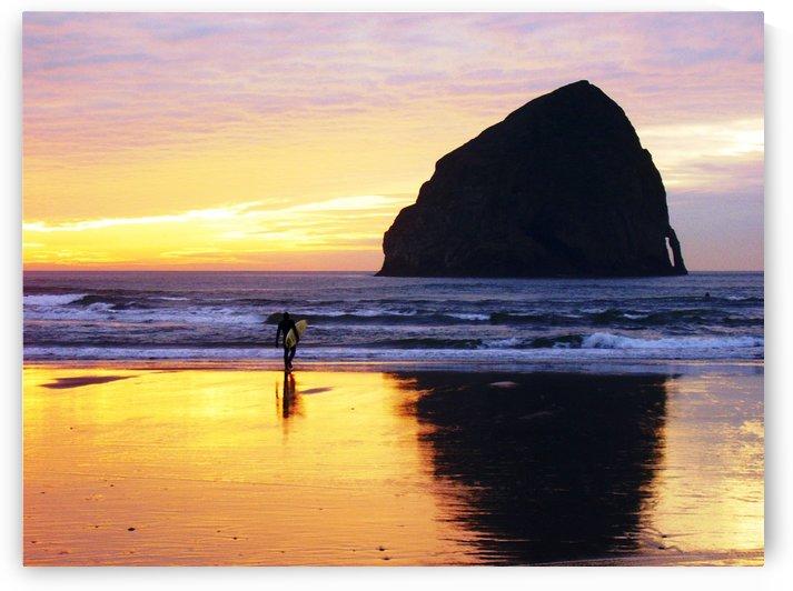 C Beach by Ed Eaton