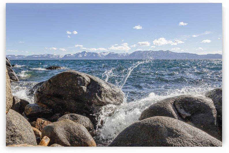 Tahoe Splash by Gary Geddes