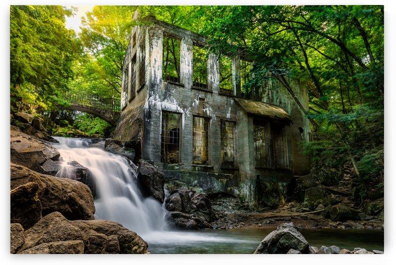 Carbide Falls 2 by Telly Goumas