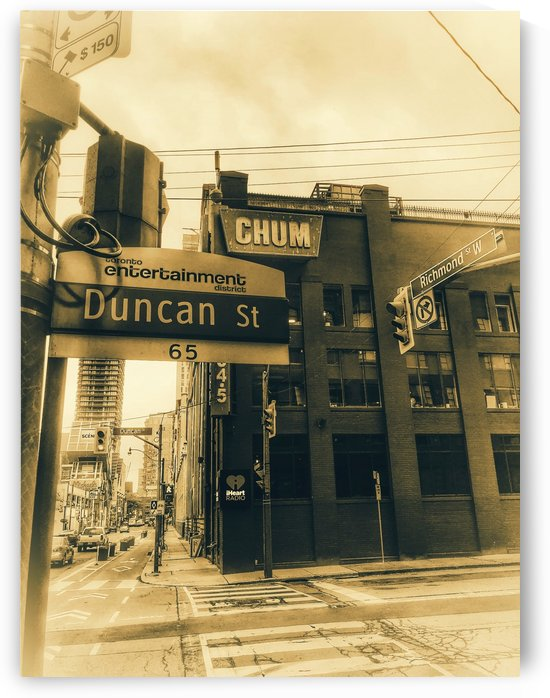 Chum Toronto by UrbanStreetBeats
