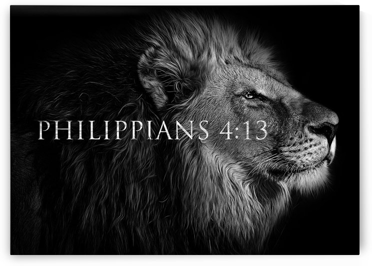 Philippians 4:13 by ABConcepts