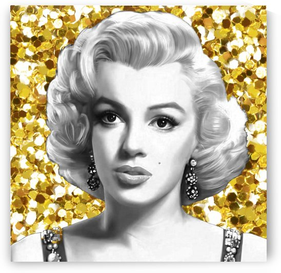 Marilyn Gold by Ivan Venerucci Italian Style