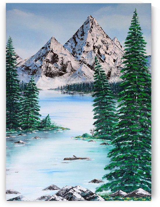 Cold Mountain by Birgit Moldenhauer