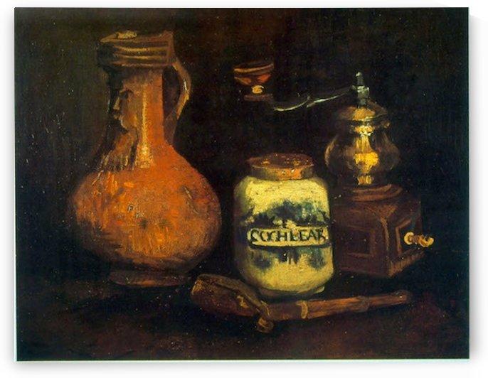 Coffee Mill by Van Gogh by Van Gogh