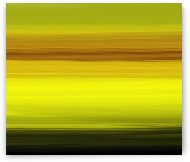 Yellow Meditation by Rizal Ghazali