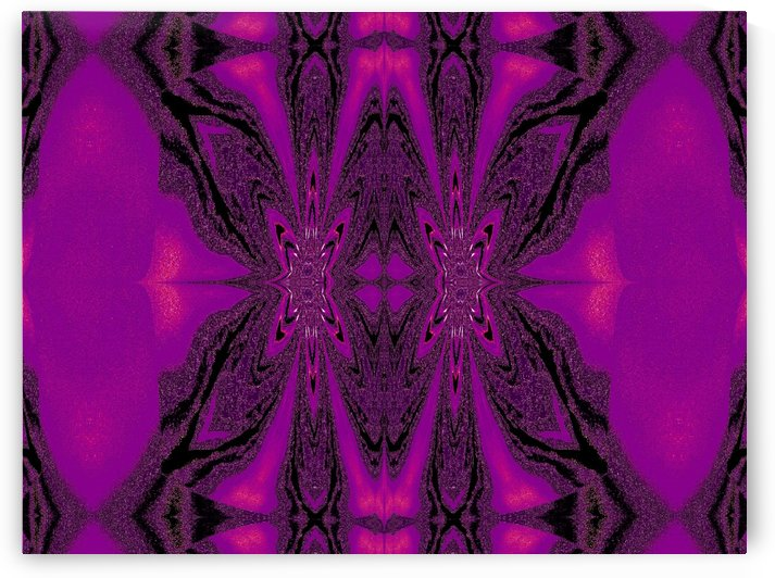 Purple Desert Song 2 by Sherrie Larch