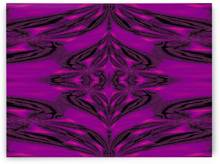 Purple Desert Song 5 by Sherrie Larch