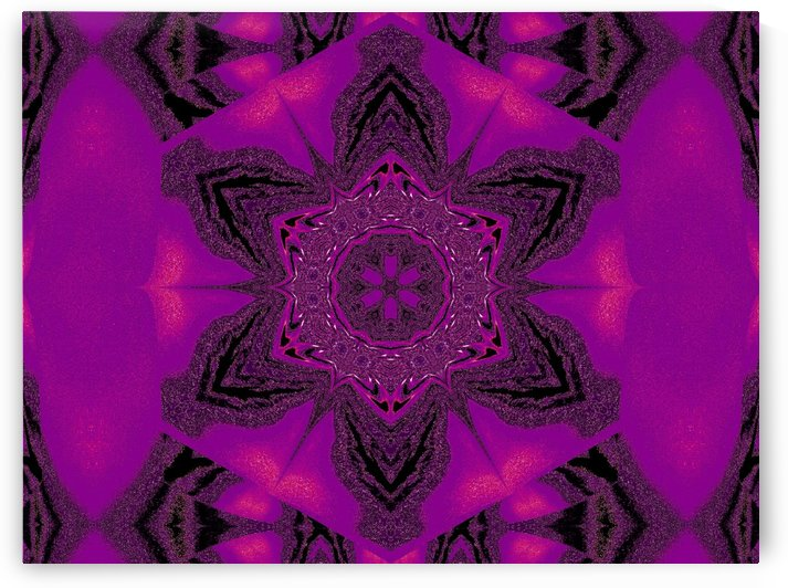 Purple Desert Song 13 by Sherrie Larch