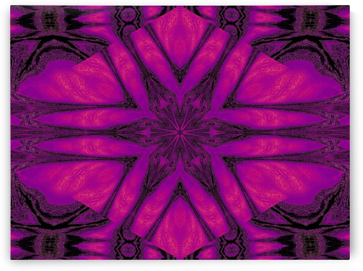 Purple Desert Song 17 by Sherrie Larch