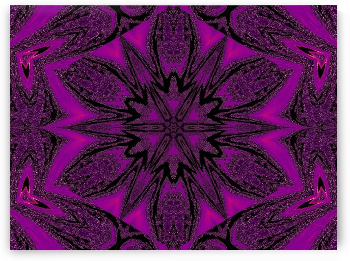 Purple Desert Song 18 by Sherrie Larch