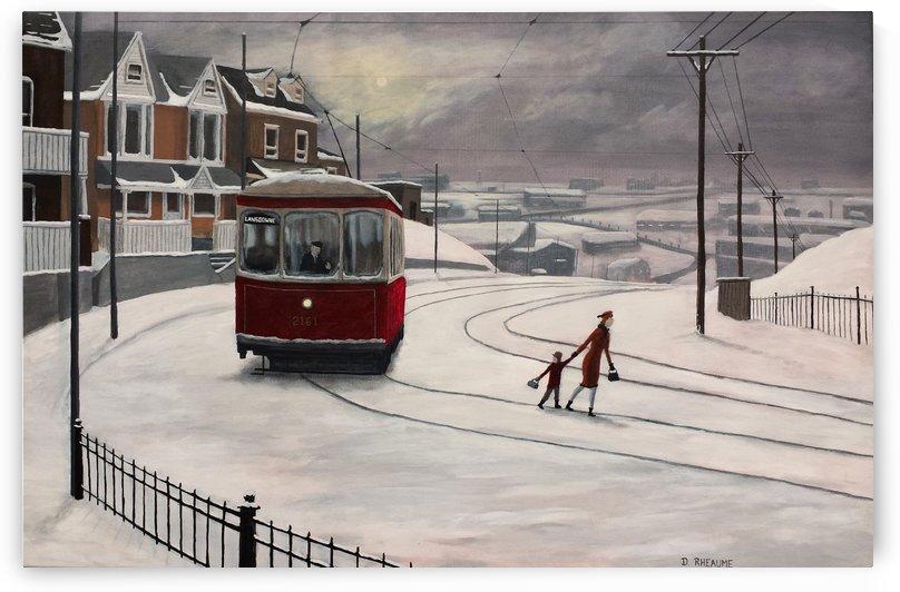 Lansdowne Avenue by Dave Rheaume