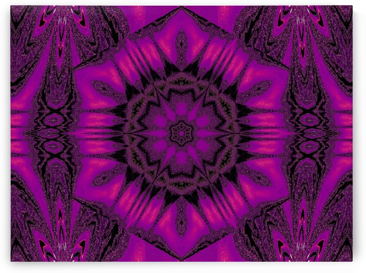 Purple Desert Song 24 by Sherrie Larch