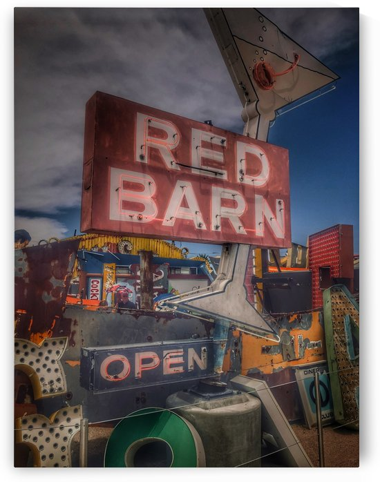 Red Barn by UrbanStreetBeats