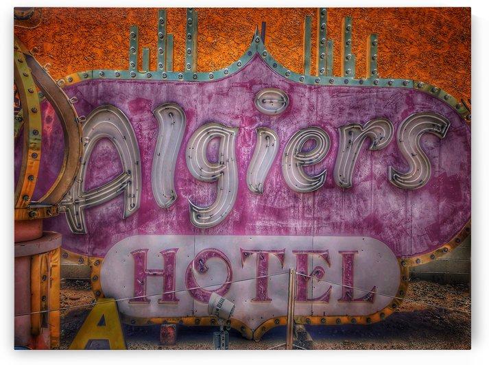 Algiers Hotel by UrbanStreetBeats