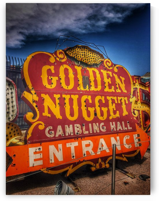 Golden Nugget Entrance by UrbanStreetBeats