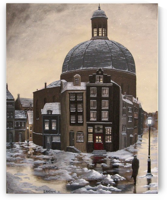 The Koepelkerk by Dave Rheaume
