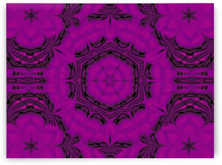 Purple Desert Song 48 by Sherrie Larch