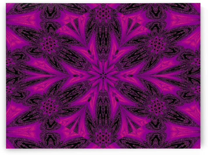 Purple Desert Song 50 by Sherrie Larch