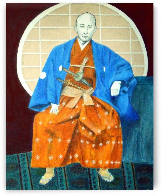 Samurai-San by Jayne Somogy