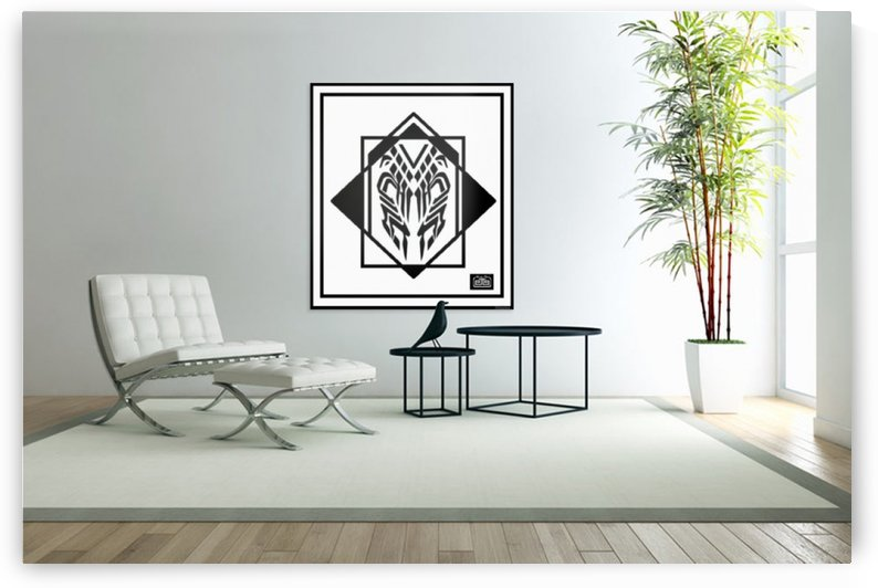 art - monogram artdesign26 wall art 101 by pinchos tewel