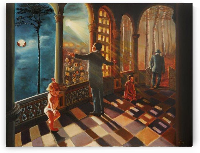 The great passage by Adina Lupan
