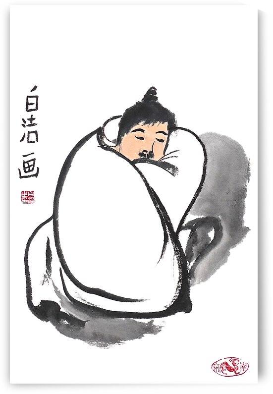 Little Nap by Birgit Moldenhauer
