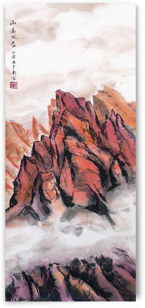 Red Mountain by Birgit Moldenhauer