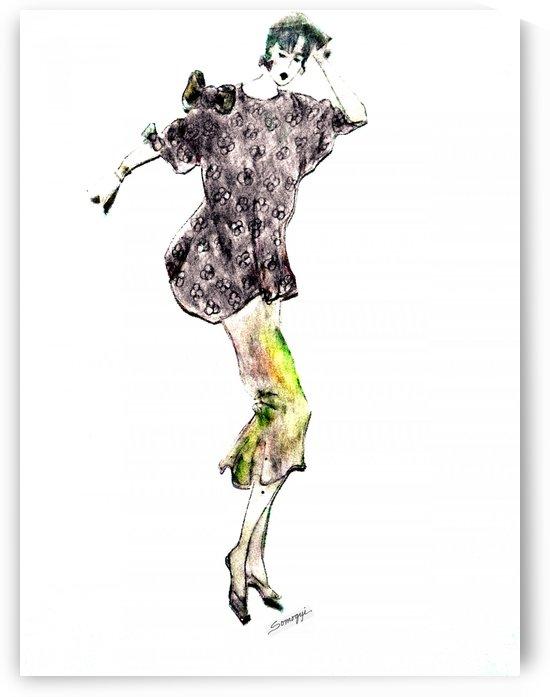 1980's Fashion by Jayne Somogy