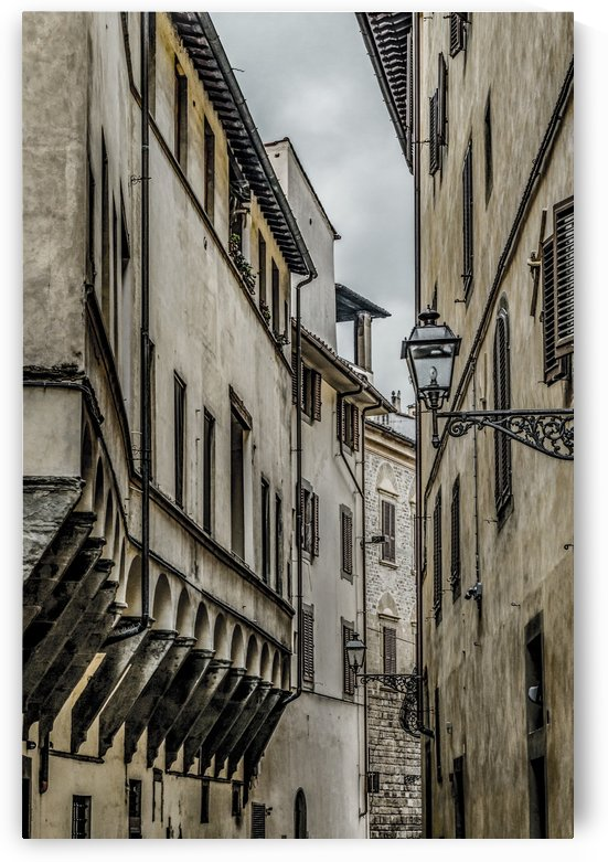 Houses at Historic Center of Florence, Italy by Daniel Ferreia Leites Ciccarino