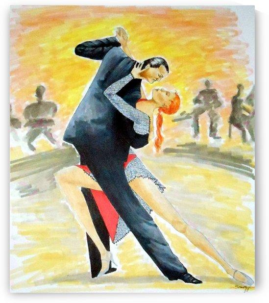 Tango Tangle by Jayne Somogy