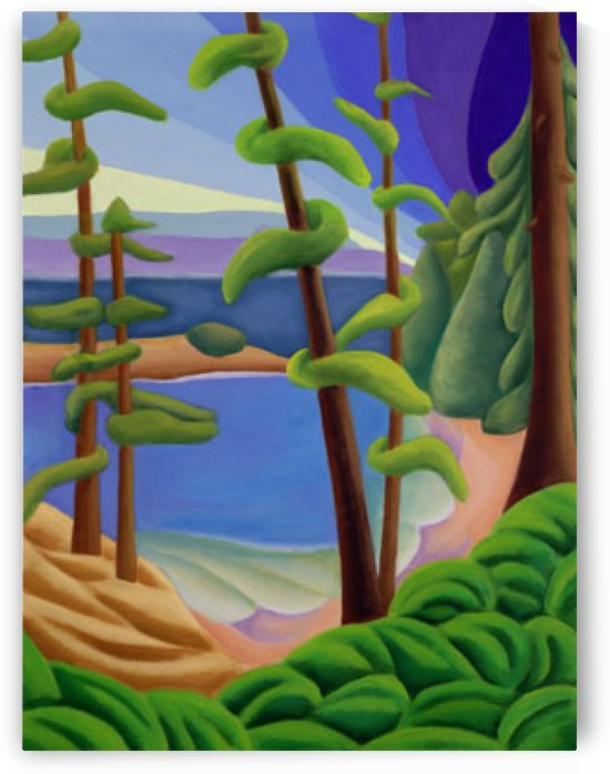 On Vancouver Island by Lynn Soehner