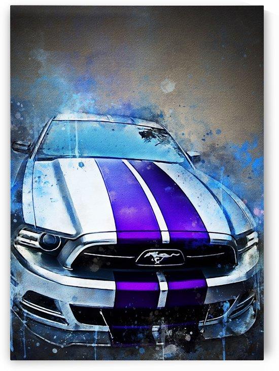 mmustang ungu 1 by BARACCA Studio
