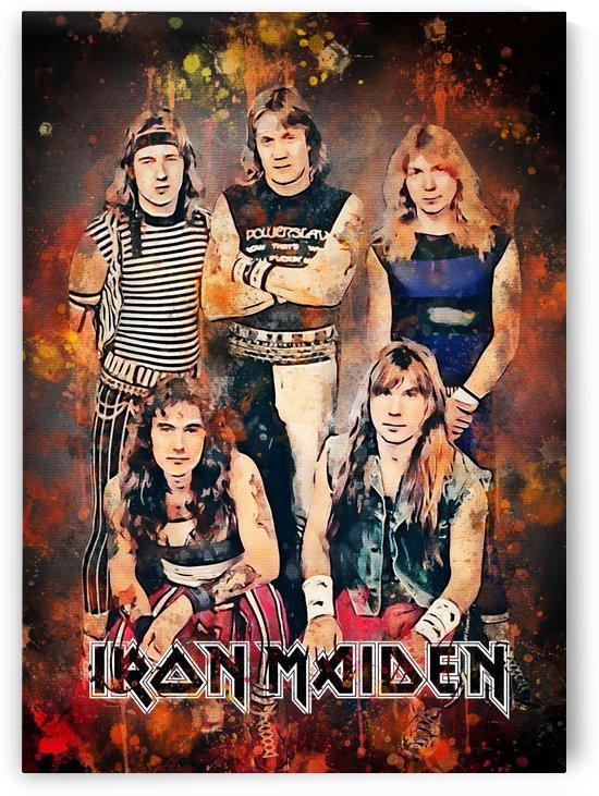 iron maidenc copy by BARACCA Studio