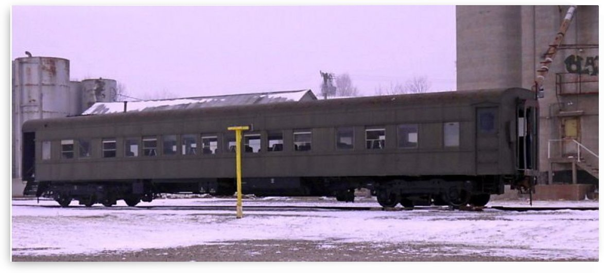 Dinner Train Car by Natures Alchemy Captured