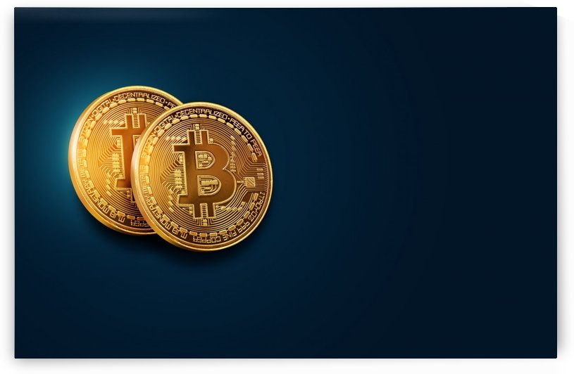 Bitcoin by Alex Pell