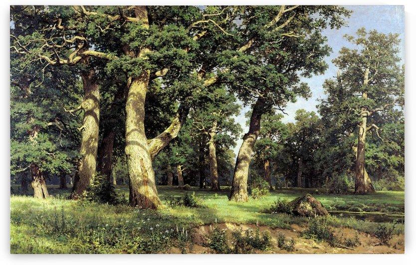 Oak Grove by Mikhail Clodt