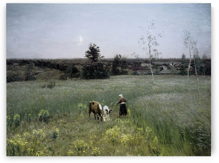 Twilight by Mikhail Clodt