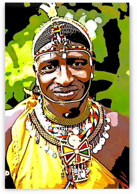 African by W Scott