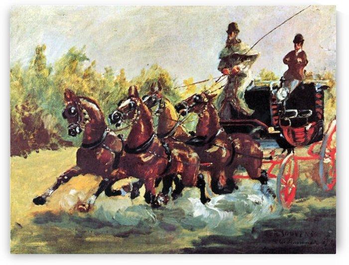 Count Alphonse de Toulouse-Lautrec by