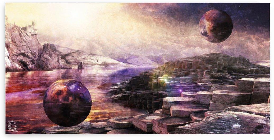 The Balance by ChrisHarrisArt