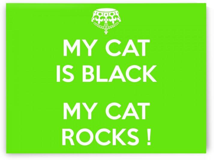 Black Cat by Alex Pell