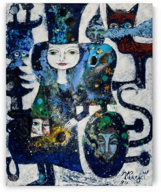 Lost in Reverie by Zdenek Krejci