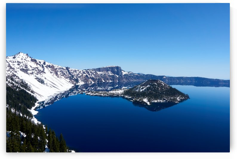 Crater Lake by Russell Carter
